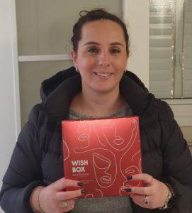 WISH BOX חוה זינגבוים הכוללת פרופסי 2 ופרופסי עיניים [קופסת המתנה] photo review