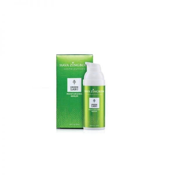 קרם לחות לעור יבש סידרה ירוקה
