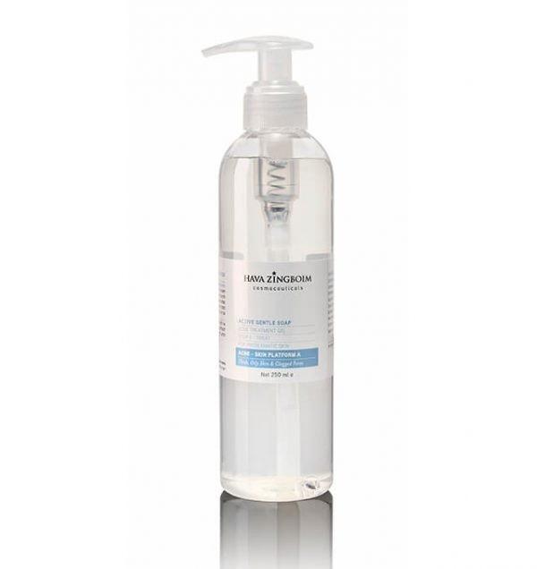 סבון אקטיב לעור בעייתי מבית חווה זינגבוים